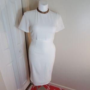 ASOS EMBELLISHED COLLAR DRESS